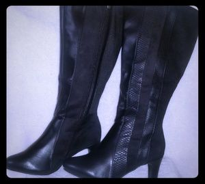 Bnib womens Nordstrom leather boots